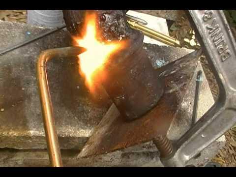 Brazing Cast Iron Exhaust Manifold