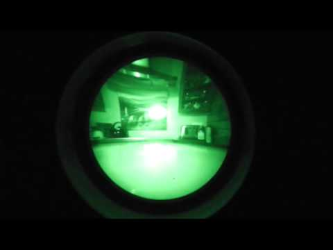Homemade Infrared Laser Sighting DIY Part 1