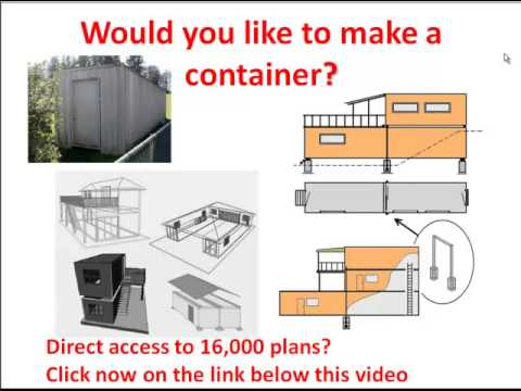 Shipping containers dimensions: Would you like to make a Container? click here