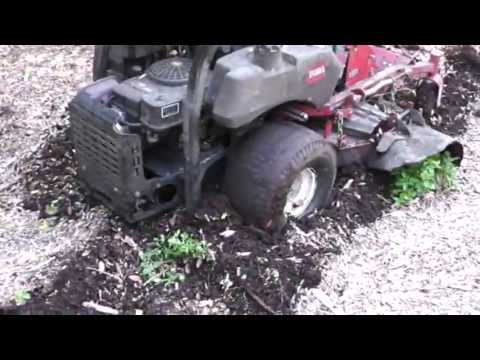 Super Easy Mud Stuck Riding Lawnmower or Vehicle Recovery Method
