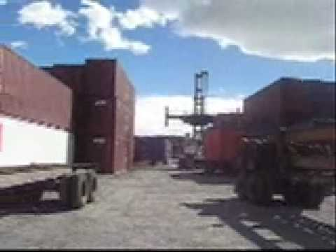 Video of stockpile inventory 2009